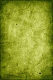 текстура зеленой бумаги Стоковая Фотография