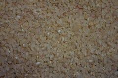 Текстура зерен белого риса Стоковые Фото