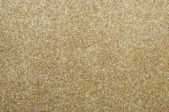 Текстура золота бумажная Стоковые Фото