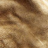 текстура золота кожаная стоковое фото rf