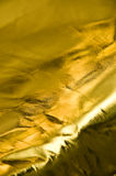 текстура золота Стоковые Изображения RF