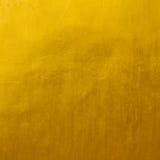 текстура золота Стоковые Фотографии RF