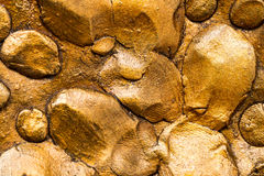 Текстура золота Стоковые Фото