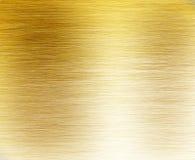 Текстура золота Стоковое Фото