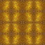 Текстура «золотой шелк» Стоковое Фото