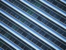 Текстура здания Highrise Стоковая Фотография