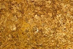 Текстура листового золота стоковая фотография rf