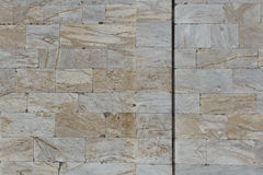 Текстура и картина стены песчаника Стоковое Фото