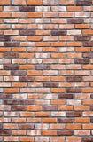 Текстура и предпосылка кирпичной стены Стоковое Изображение RF