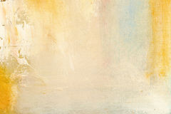 Текстура и предпосылка покрашенные на холсте Стоковые Фото