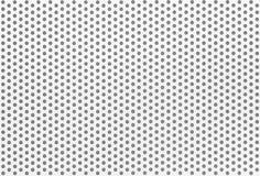 Текстура и предпосылка экрана сетки металла Стоковое Изображение