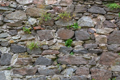 Текстура 1701 - каменная стена Стоковое Фото