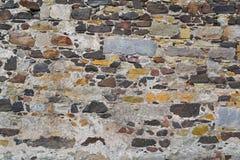 Текстура 1705 - каменная стена Стоковые Фото
