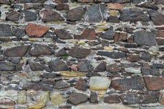 Текстура 1711 - каменная стена Стоковая Фотография