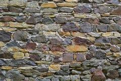 Текстура 1732 - каменная стена Стоковые Фото