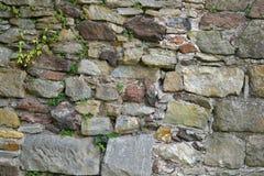 Текстура 1742 - каменная стена Стоковое Изображение