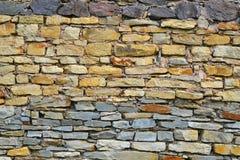 Текстура 1752 - каменная стена Стоковые Изображения