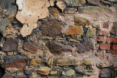 Текстура 1745 - каменная стена Стоковое фото RF