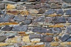 Текстура 1714 - каменная стена Стоковые Фото