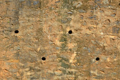 Текстура 3634 - каменная стена Стоковые Фотографии RF