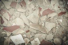 Текстура каменного щебня Стоковое Изображение