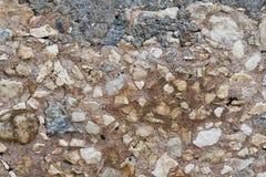 Текстура каменной загородки стоковые фото
