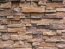 Текстура каменной кирпичной стены стоковое изображение rf