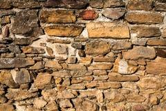 Текстура каменной стены высококачественная Стоковые Фотографии RF