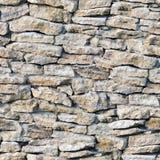 Текстура каменной стены оформления безшовная Стоковые Изображения
