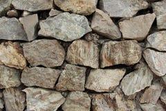 Текстура каменной стены Стоковые Изображения