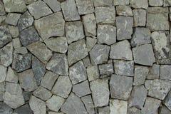 Текстура каменной стены Стоковое Фото