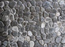Текстура каменной стены Стоковая Фотография