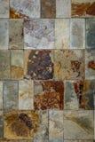 Текстура каменной стены Rougt Стоковое Изображение RF