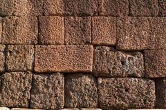 Текстура каменных стен Стоковое Фото
