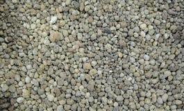 Текстура камней Серый гравий стоковое фото