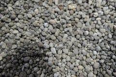 Текстура камней Серый гравий стоковая фотография