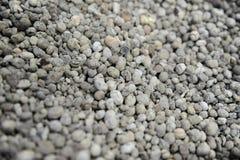 Текстура камней Серый гравий стоковая фотография rf