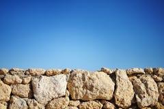 текстура камней Стоковое фото RF