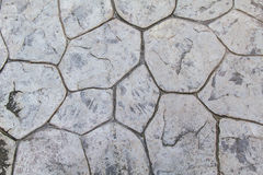 текстура камня выстилки предпосылки Стоковая Фотография RF