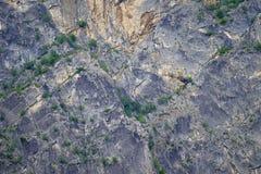 Текстура камня горы Стоковое фото RF