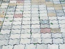 текстура камня детали конца предпосылки зодчества вверх стоковое фото