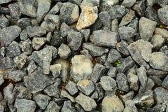 Текстура камня на поле Стоковое фото RF