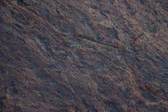 текстура камня утеса мха Конец естественной предпосылки утеса вверх Стоковые Фотографии RF