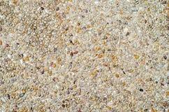текстура камня утеса мха Стоковое Изображение