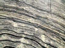 текстура камня утеса мха Стоковые Изображения RF