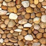 Текстура камня утеса реки природы Стоковые Фото
