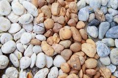 Текстура камня утеса реки природы Стоковое Изображение RF