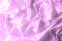 Текстура, картина красный цвет ткани silk Если вы хотите добавить роскошь к Стоковые Фотографии RF