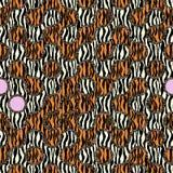 текстура картины безшовная Стоковая Фотография