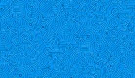 Текстура картины вектора безшовная механически изолировано Steampunk bluets бесплатная иллюстрация